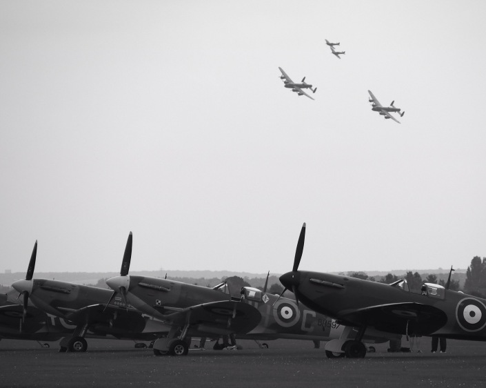 A photo from Duxford